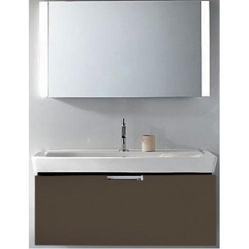 Мебель для ванной Jacob Delafon Reve 120 подвесная светло-коричневая