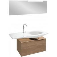 Мебель для ванной Jacob Delafon Stillness 120 подвесная натуральный дуб