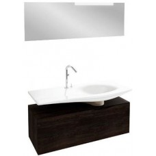 Мебель для ванной Jacob Delafon Stillness 120 подвесная натуральный темный дуб