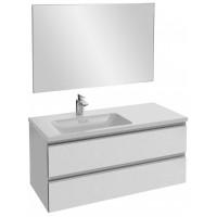Мебель для ванной Jacob Delafon Vox 100 подвесная левая белый блестящий лак