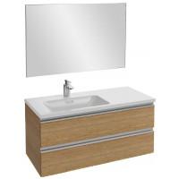 Мебель для ванной Jacob Delafon Vox 100 подвесная левая ореховое дерево