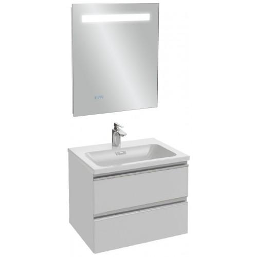 Мебель для ванной Jacob Delafon Vox 60 подвесная белый блестящий лак