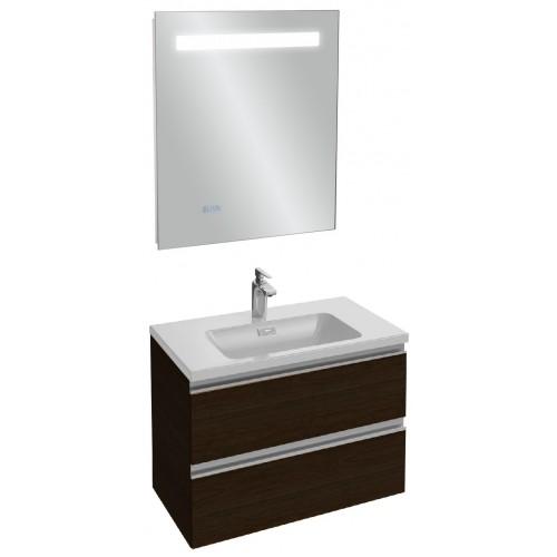 Мебель для ванной Jacob Delafon Vox 60 подвесная черное дерево