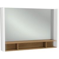 Зеркало Jacob Delafon Terrace 100x68 EB1182-NF с подсветкой с полочкой
