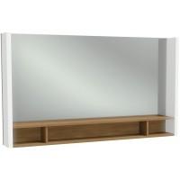 Зеркало Jacob Delafon Terrace 120x68 EB1183-NF с подсветкой с полочкой