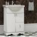 Мебель для ванной Opadiris Клио 55 напольная белая