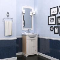 Мебель для ванной Opadiris Клио 55 напольная светлое дерево