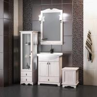 Мебель для ванной Opadiris Клио 65 напольная светлое дерево