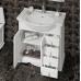 Мебель для ванной Opadiris Клио 80 напольная белая