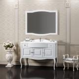 Мебель для ванной Opadiris Лаура 100 напольная белая
