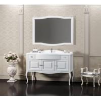 Мебель для ванной Opadiris Лаура 120 напольная белая