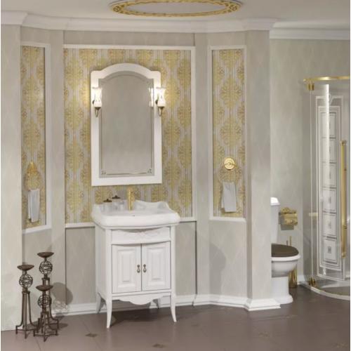 Мебель для ванной Opadiris Лоренцо 60 напольная белая
