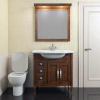 Мебель для ванной Opadiris Мираж 80 напольная