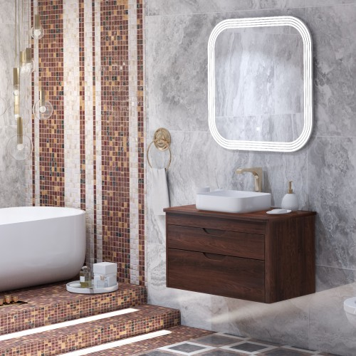 Мебель для ванной Opadiris Престиж 90 подвесная