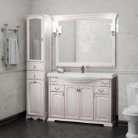 Мебель для ванной Opadiris Риспекто 120 напольная светлое дерево