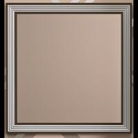 Зеркало Opadiris Карат 84x87 Z0000004136