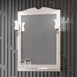 Зеркало Opadiris Тибет 72x104 Z0000004191 с полочкой