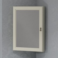 Зеркало-шкаф Opadiris Клио 47x65 00-00000221 левый
