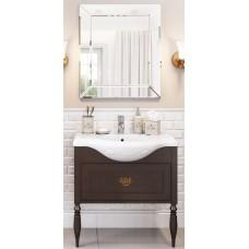 Мебель для ванной Roca America Evolution L 105 подвесная дуб темный шоколад