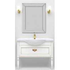 Мебель для ванной Roca America Evolution L 85 подвесная молочный дуб