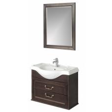 Мебель для ванной Roca America Evolution W 85 подвесная дуб темный