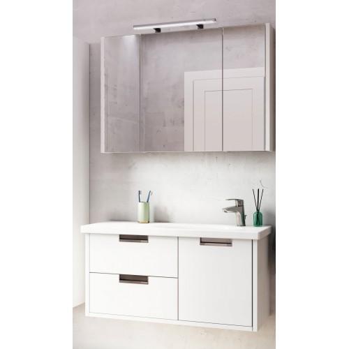 Мебель для ванной Roca Etna 100 подвесная белый глянец