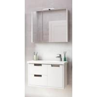 Мебель для ванной Roca Etna 80 подвесная белый глянец