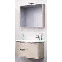 Мебель для ванной Roca Etna 80 подвесная дуб верона