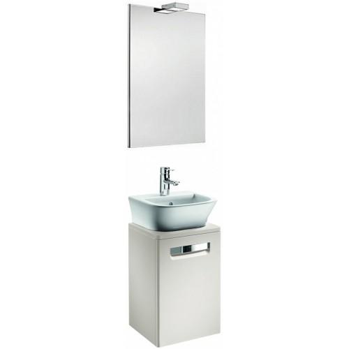 Мебель для ванной Roca Gap 45 подвесная белая матовая