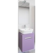 Мебель для ванной Roca Gap 45 подвесная фиолетовая