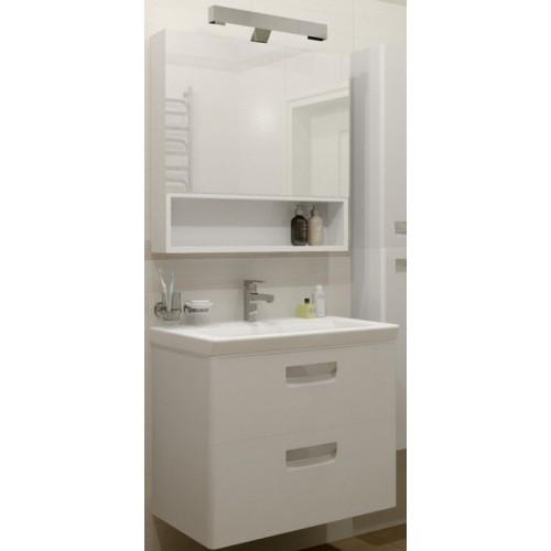 Мебель для ванной Roca Gap 80 подвесная белая матовая
