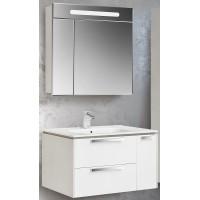 Мебель для ванной Roca Lago 80 подвесная белая
