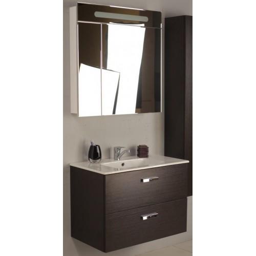 Мебель для ванной Roca Victoria Nord 80 подвесная венге