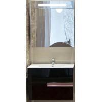 Мебель для ванной Roca Victoria Nord Black Edition 80 подвесная