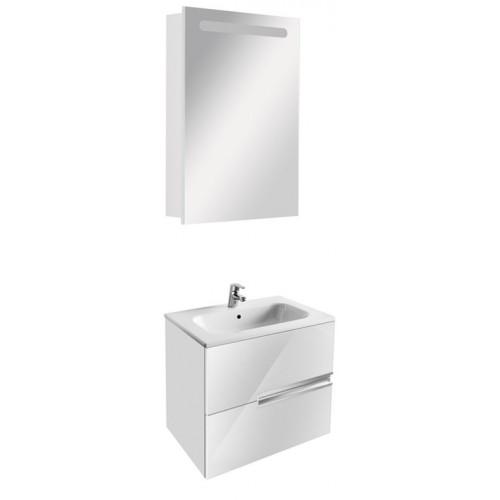 Мебель для ванной Roca Victoria Nord Ice Edition 60 подвесная правая