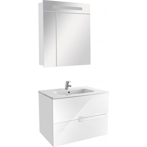 Мебель для ванной Roca Victoria Nord Ice Edition 80 подвесная
