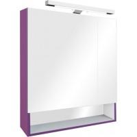 Зеркало-шкаф Roca Gap 70x85 ZRU9302752 с подсветкой