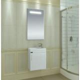 Мебель для ванной СаНта Дублин 45 подвесная с зеркалом Лондон