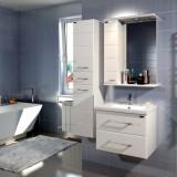 Мебель для ванной СаНта Омега 60 подвесная левая