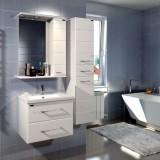 Мебель для ванной СаНта Омега 60 подвесная правая