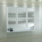 Зеркало-шкаф СаНта Вегас 110x90 700183