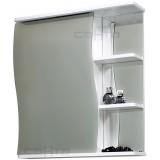 Зеркало-шкаф СаНта Волна 60x70 101013 левый