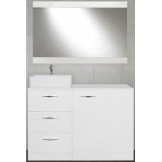 Мебель для ванной Style Line Берн 120 напольная