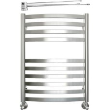 Полотенцесушитель водяной Terminus Авиэль П10 500x696 с полотенцедержателем