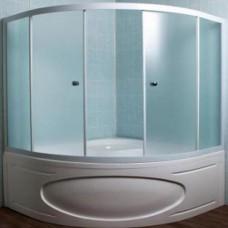 Шторка на ванну 1MarKa Afrodita 140