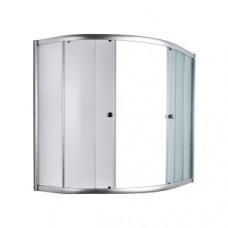 Шторка на ванну 1MarKa Aura 150 R