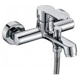 Смеситель BelBagno Adige ADI VASM CRM для ванны с душем