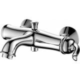 Смеситель BelBagno Tiffani TIF VASM CRM для ванны с душем