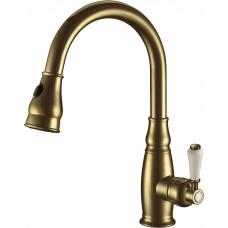 Смеситель для кухонной мойки Elghansa Kitchen 5652686 bronze