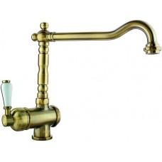 Смеситель для кухонной мойки Elghansa Terrakotta 5605740-Bronze